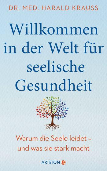 Buchcover Willkommen in der Welt fuer seelische Gesundheit