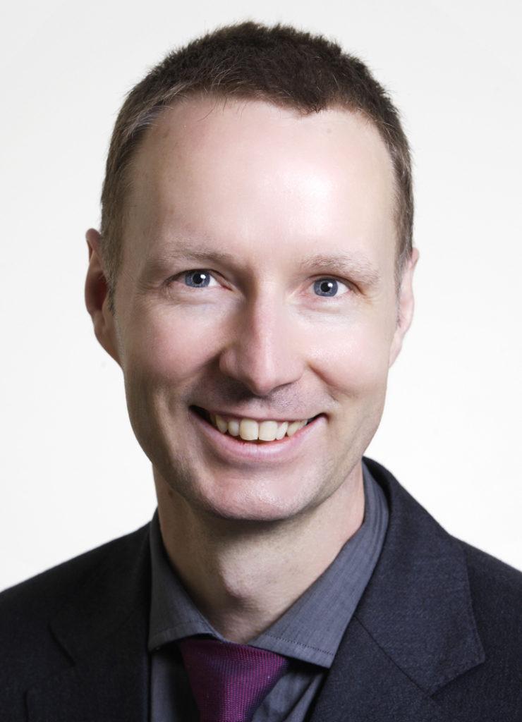 Dr. Harald Krauß ist Chefarzt am Krankenhaus fuer seelische Gesundheit Dortmund und Autor des Buchs Willkommen in der Welt für seelische Gesundheit