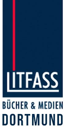 Logo Litfass Buecher Dortmund
